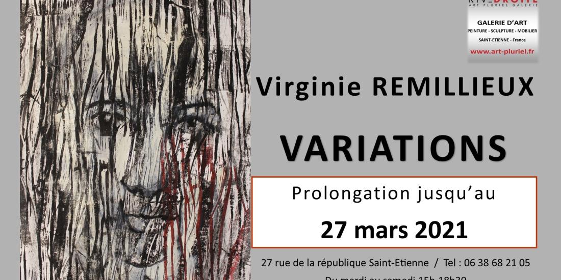 Virginie Remillieux - Exposition et Atelier Galerie Art Pluriel