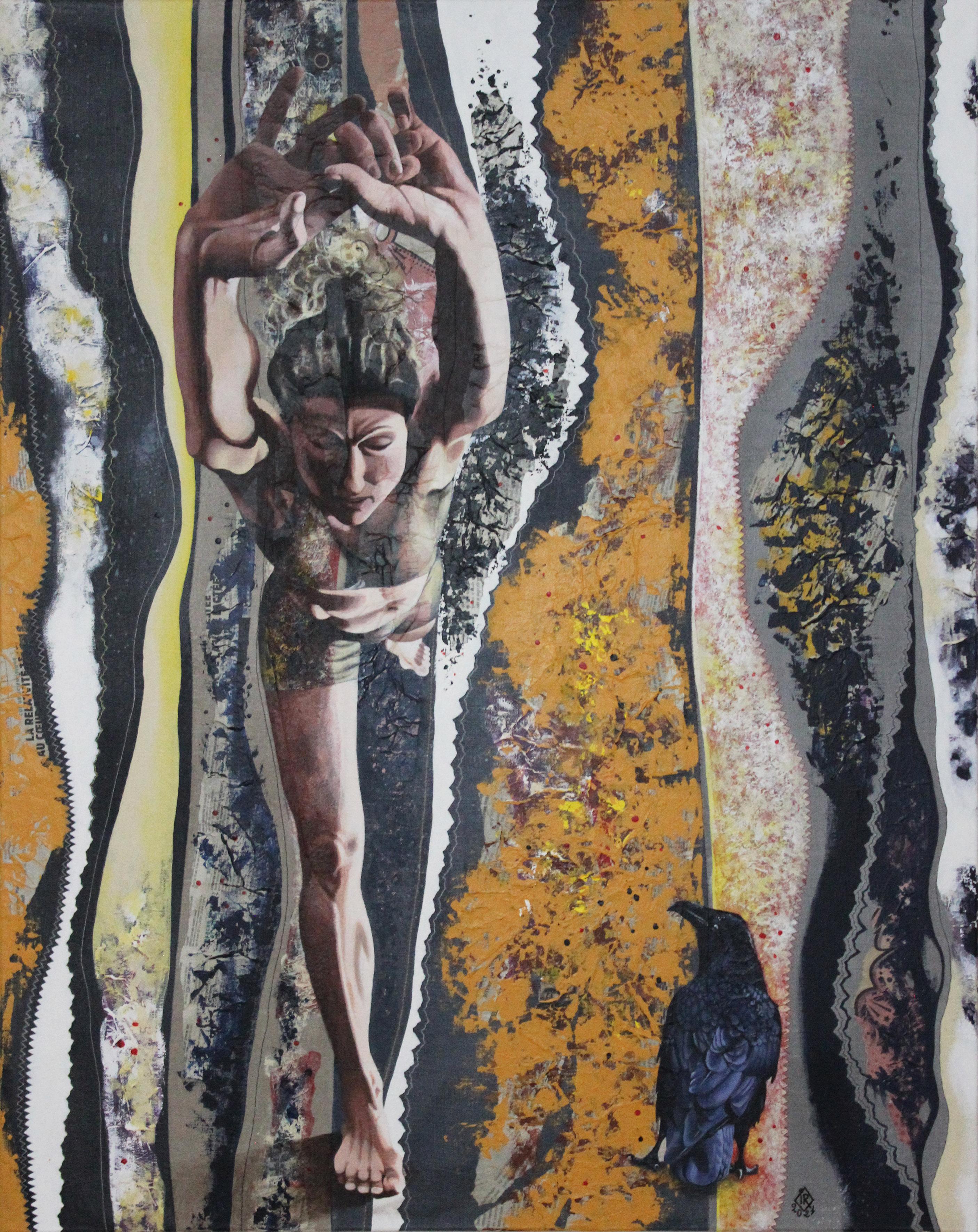 Isabelle Riffard - exposition et atelier artiste galerie art plu
